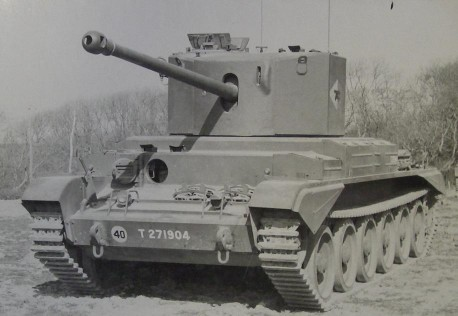 The Challenger Cruiser Tank (A.30)